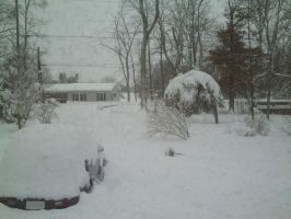 The Blizzard of 2010: +3 hrs by DmanB