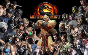 Mortal Kombat 9 Wallpaper by Sledziks