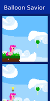 Balloon Savior by Zztfox