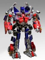 Optimus Prime ROTF by FordGT