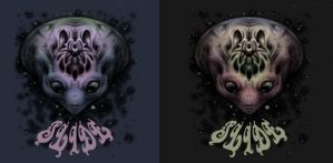 Alien2 shirts by Rogercarter