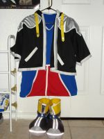 Sora Cosplay Kit so far - 1 by digital-strike