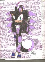 EDIT: Rapid - My first Sonic OC by Gangster-dog