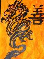 Chinese Dragon by Pirate69er