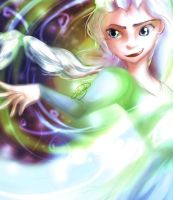 The Cold Never Bothered Me Anyway by Luceyne