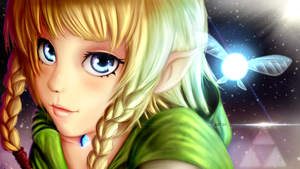 Linkle by CrazyGhostle