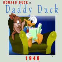 Daddy Duck by amydrewthat