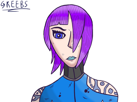 Violet-BL2 Concept by Greebs232
