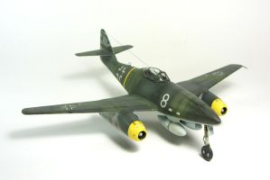 1/72 Me-2621A VI by Zero-Cannard