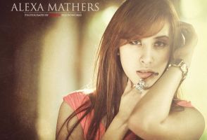 Alexa Mathers by bwaworga