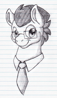 Another Doctor Whooves by Peeka13