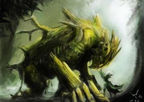 Guild Wars 2 Speed Paint by TheFlyingSparrow