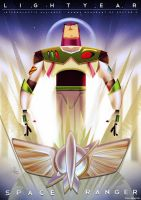BuzzLightyear The Pixar Times by Spagnolo