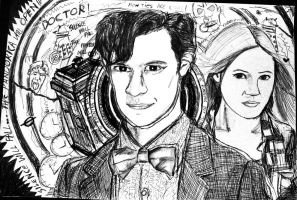 doctor who - The Eleventh by ShreyaRai