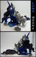 16 inch Talking Gamer Luna and Woona large views by MadPonyScientist