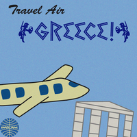 Travel Air Greece by Revolution689