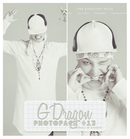 GDragon Photopack #17 by AlleakiMikaela