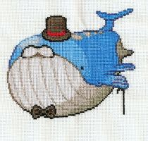 X-STITCH KIRIBAN: A Wailord of Prestige
