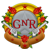 New/Classic Gn'R Logo by Luiscotsuki3