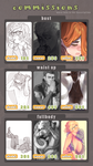 Commissions: CLOSED by Rejuch
