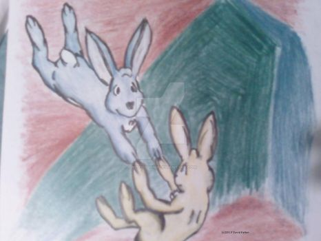 Fine Hares by TwitchBunny