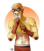 Wally West by furious-teapot