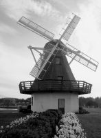 Oak Harbor: Windmill IV by Photos-By-Michelle