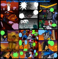 Sly Cooper Final Mix 1-6 by guardianangellita