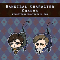 Hannibal Charms! by fengsong
