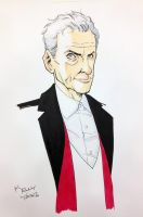 12th Doctor by KellyYates