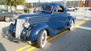 '36 Ford Coupe Factory by hankypanky68
