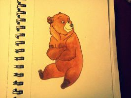 brother bear by Into-TheWild