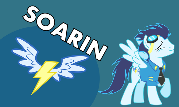 Soarin Wallpaper Takeover by guilhermetra