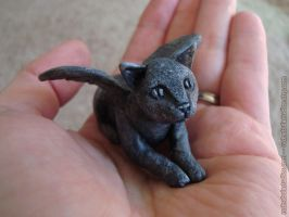 Katella the KittyGoyle by Nightlyre