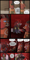 ToH:R4 vs Yomi pages 28-29 by AlfaFilly