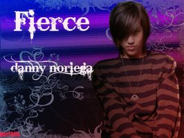 Fierce: Danny Noriega by barfbite