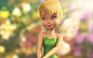 wallpaper tinkerbell by jessy-izan