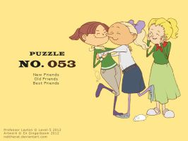 Puzzle 053 - New Friends Old Friends Best Friends by nattherat
