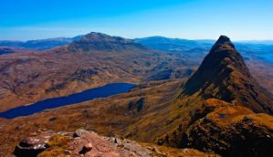 Suilven by bongaloid
