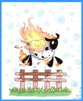 -mottled and burning sheep- by thescruffymutt