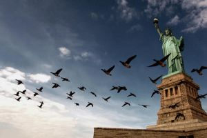 Lady Liberty by KSJaber