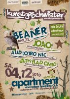 beaner flyer by homeaffairs