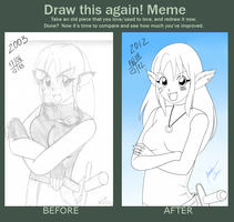 MEME Before After by aninhachanhp