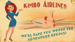 Kimbo Airlines by Vanyanie