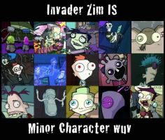 Invader Zim IZ... by Alias-Hugo