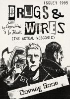 Drugs and Wires Webcomic teaser by cryoclaire