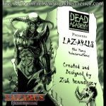 FREE Webcomic - Issue 1 Credits Page by LazarusReturns
