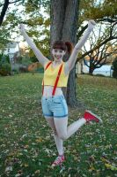 Misty Cosplay by KamikazeNeko-chan