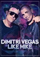 Dimitri Vegas and Like Mike by arturo610