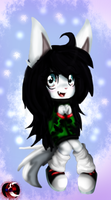 Darky ..:::little girl Chibis:::... by gisselle50